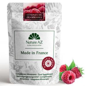 Cetones de framboises en poudre - Raspberry ketones Nature AZ