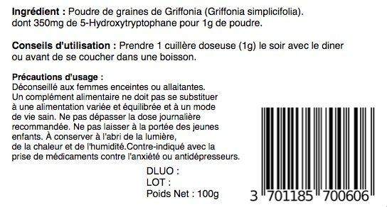 Griffonia simplicifolia Nature AZ notice