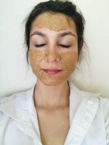ginseng masque