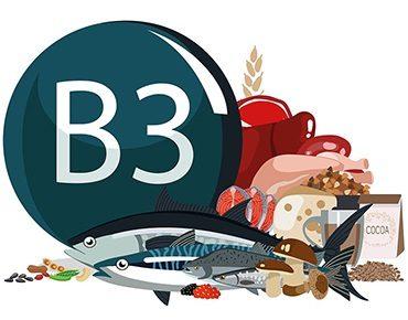 vitamine-b3 niacine